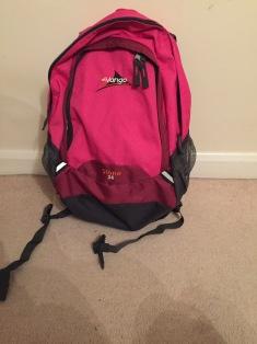 Front Back Pack